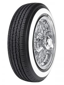 RADAR 185/70R14 Dimax Classic 88V TL White Wall (20 mm) M+S RNC0058