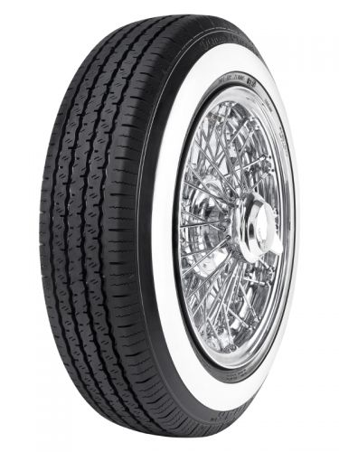 RADAR 155/80R15 Dimax Classic 82S TL White Wall (40mm) M+S RGC0201
