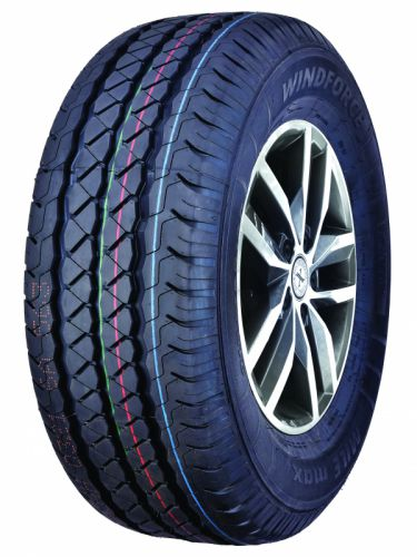 WINDFORCE 165/80R13C MILE MAX 91/89R TL #E WI751H1